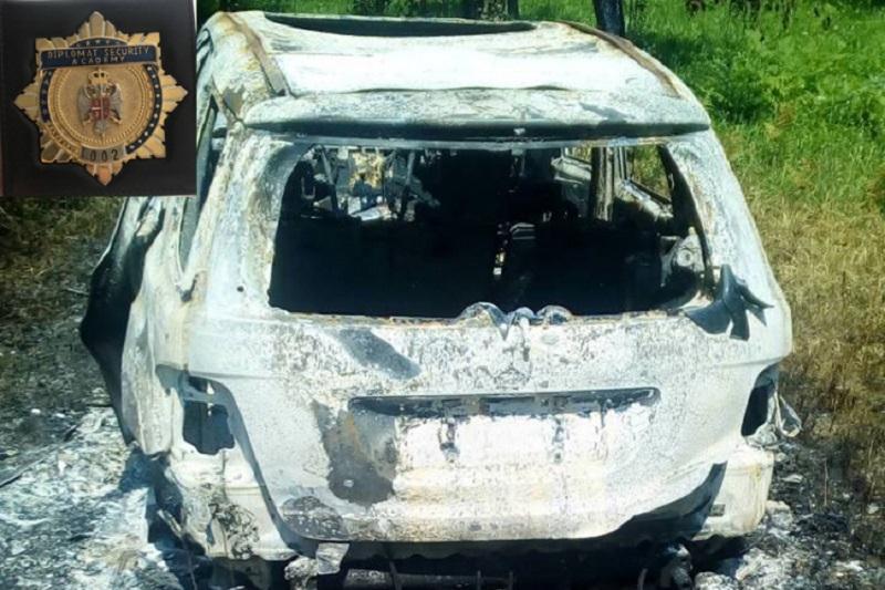 Laktašanin zapalio kasko osigurani džip, pa prijavio krađu