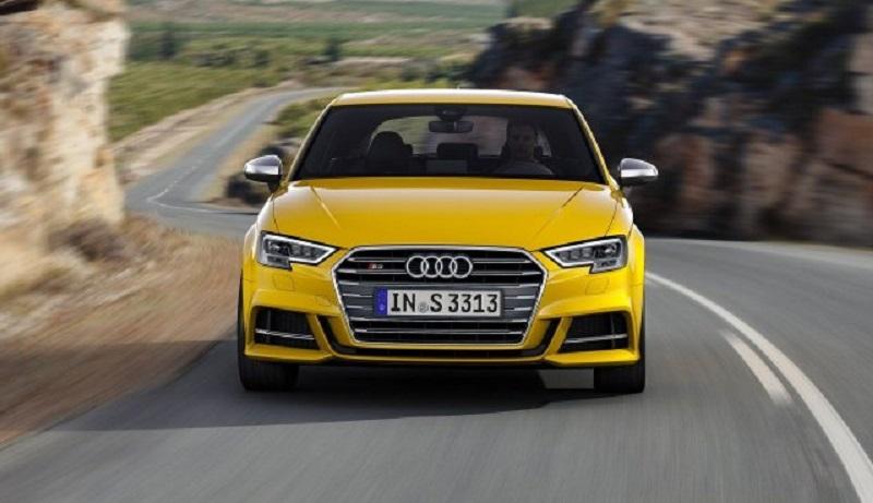 Prvi pogled na novi Audi A3 (FOTO)