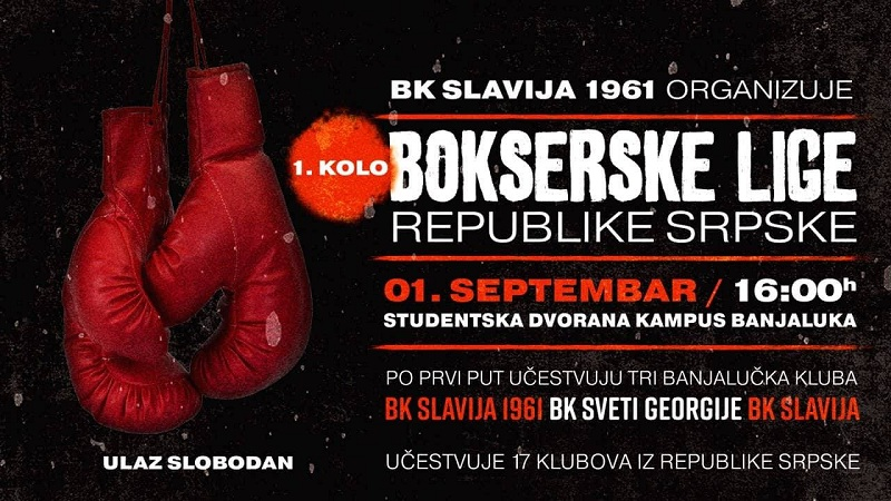 Banjaluka: BK Slavija 1961 domaćin I kola lige Republike Srpske