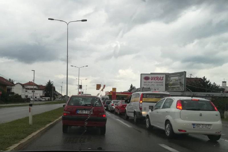 Kolaps u saobraćaju zbog nestanka struje