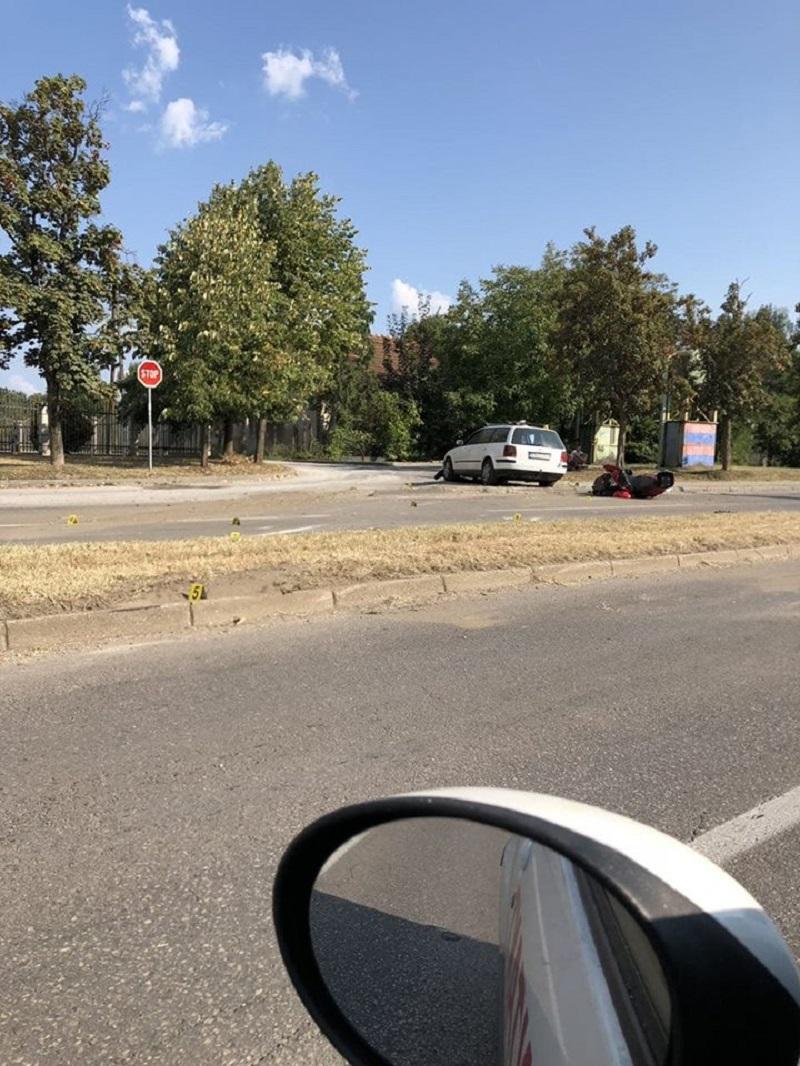 Banjaluka: Povrijeđen dvadesetosmogodišnjak