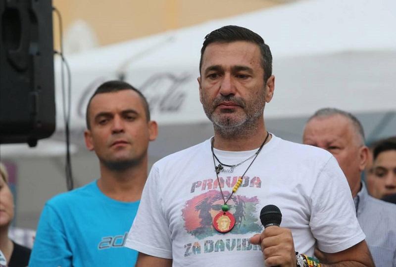 Davor Dragičević: Tužilaštvu dajem rok do ponedeljka da uhapse ubice mog sina, ako to ne urade istragu preuzima međunarodni istražni tim