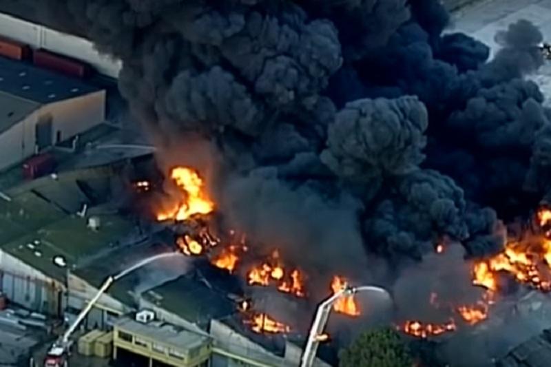 Požar u Melburnu, zatvorene škole zbog otrovnog dima