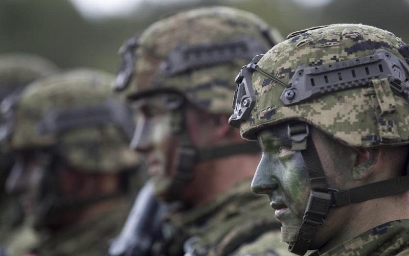 Stiže vojni kontingent iz Velike Britanije