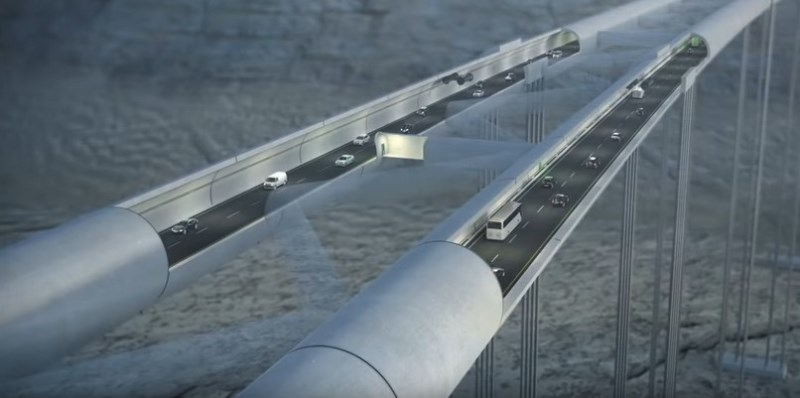Pogledajte kakav nevjerovatan autoput grade Norvežani