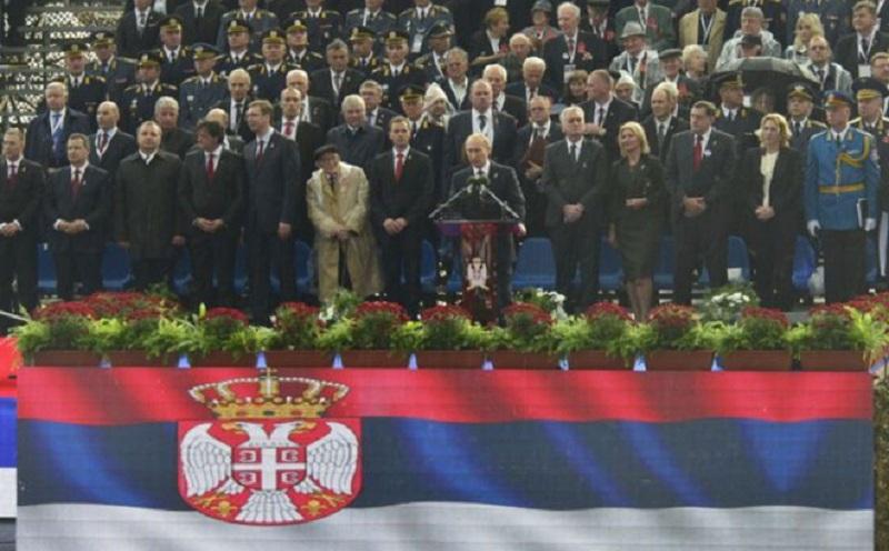 U Beogradu u novembru grandiozna vojna parada pred Putinom