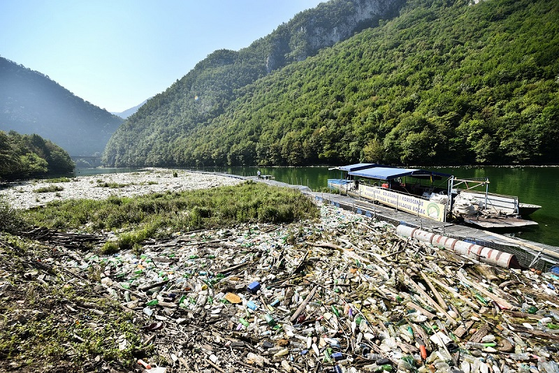 Uskoro uklanjanje nagomilanog otpada iz Vrbasa