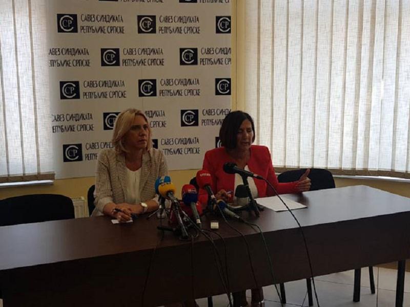 Cvijanović – Mišić: Jedan od prioriteta potpisivanje Opšteg kolektivnog ugovora