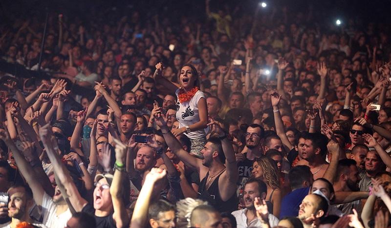 Muzički festivali na Kastelu podijelili Banjalučane: Jedni se vesele, drugi ne mogu spavati