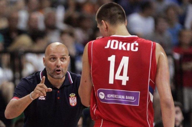 Đorđević potvrdio: Jokić neće nastupati za državni tim