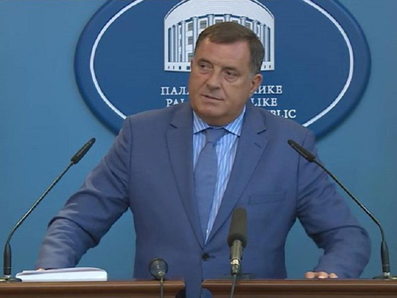 Dodik: Pristup dešavanjima u Srebrenici objektivan i bez isključivanja bilo čijeg stradanja