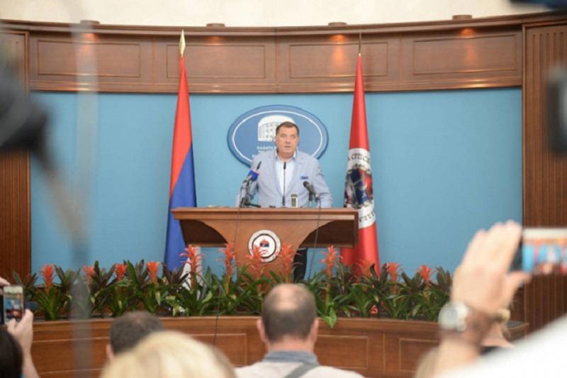 Dodik: Srpska neće dozvoliti uvođenje tihih sankcija Ruskoj Federaciji
