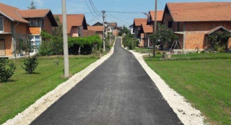 Novi asfalt za Čokore i Dragočaj