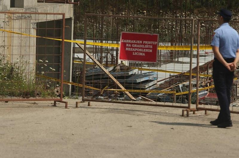 Smrt na gradilištu: Utvrđen identitet poginulih radnika u Banjaluci