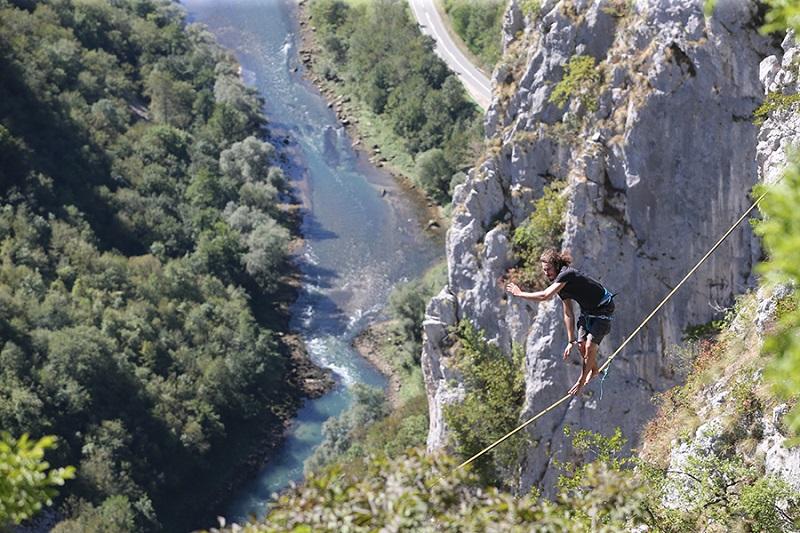 Kanjon Tijesno u septembru ponovo dom svjetskih avanturista