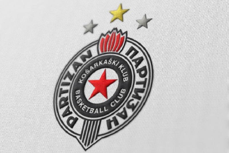 KK Partizan promijenio grb
