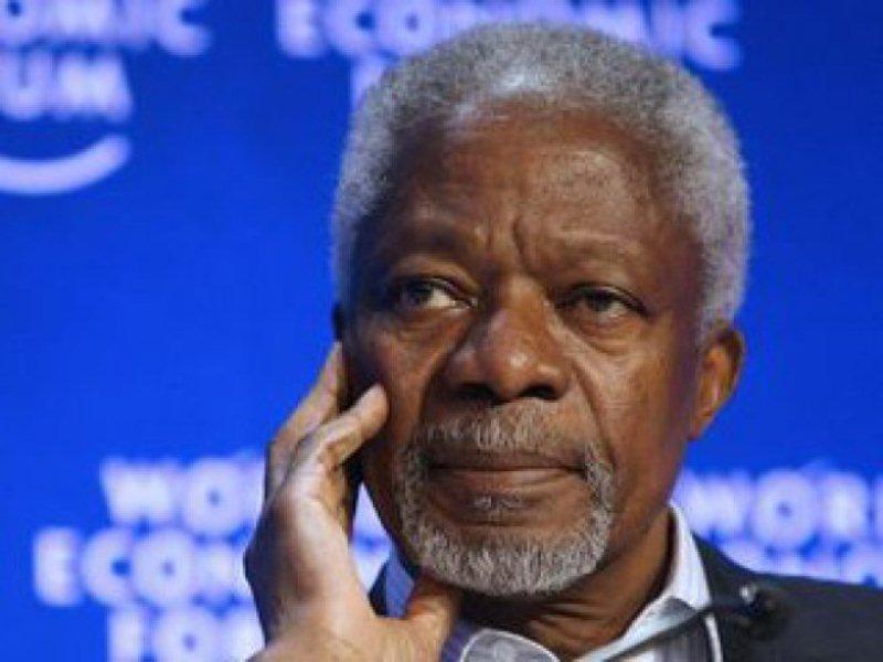 Preminuo Kofi Anan