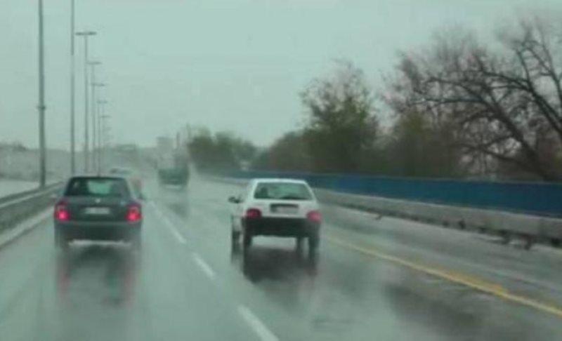 Mokri i klizavi kolovozi, oprezno za volanom