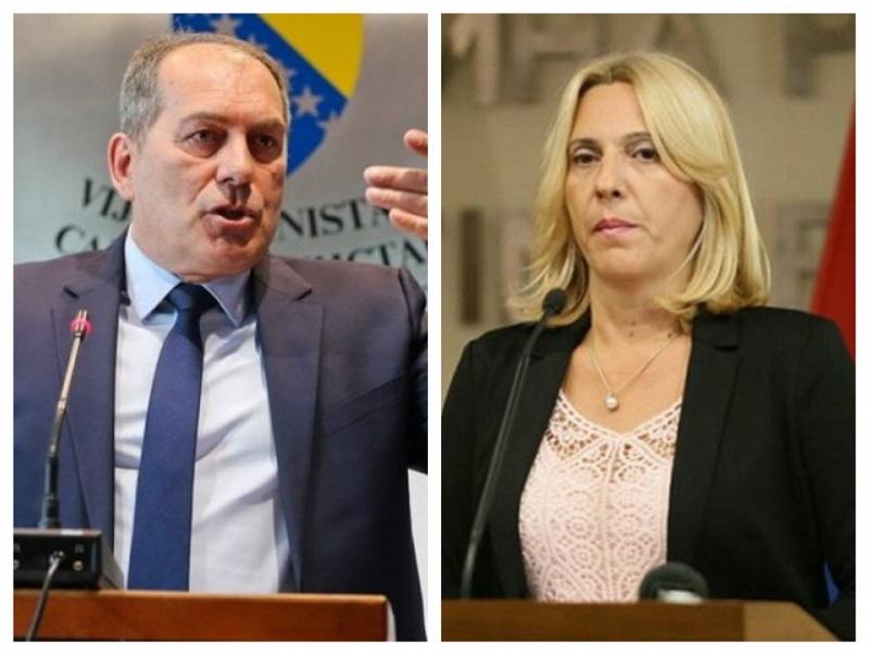 Mektić: Vlast priprema incidente; Cvijanović: Opozicija priprema incidente