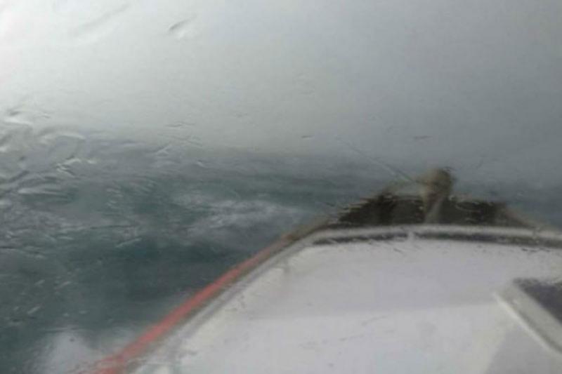 Nevrijeme u Baru: Iz mora spaseno 13 osoba i 7 plovila
