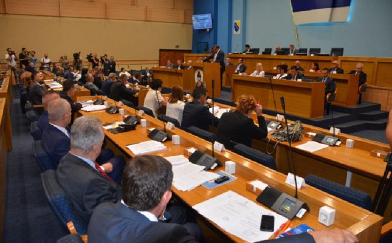 NSRS jednoglasno odbacila izvještaj Komisije o Srebrenici