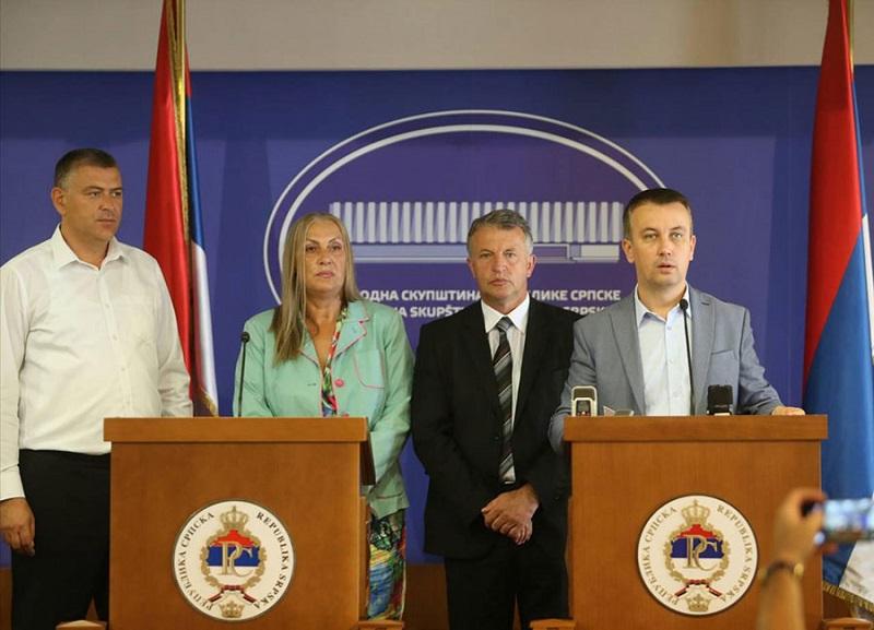 Opozicija prikupila potpise, traže novu raspravu o smrti Davida Dragičevića