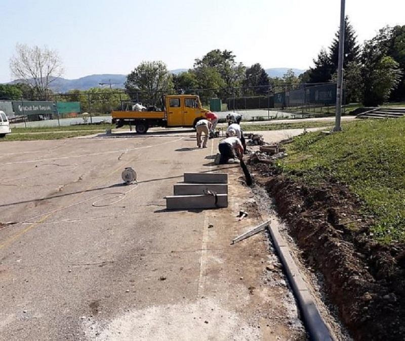 Počela rekonstrukcija raskrsnice u Dragočaju