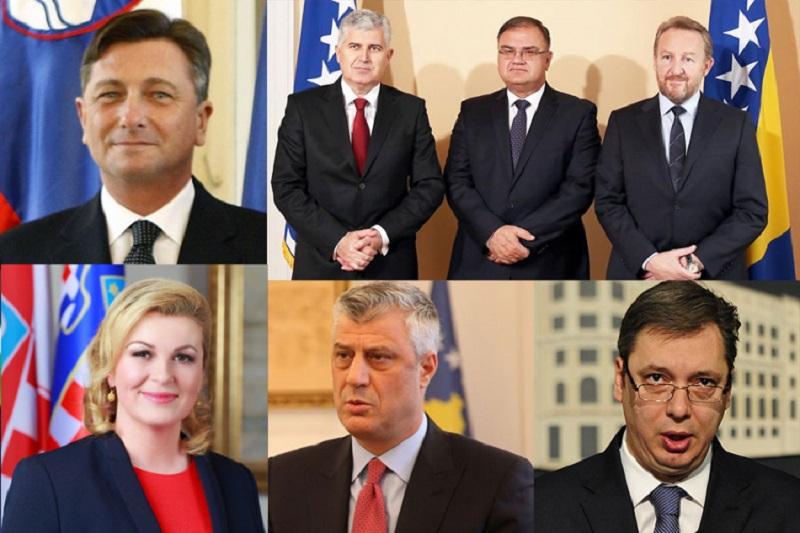 Koliko zarađuju predsjednici u regionu?
