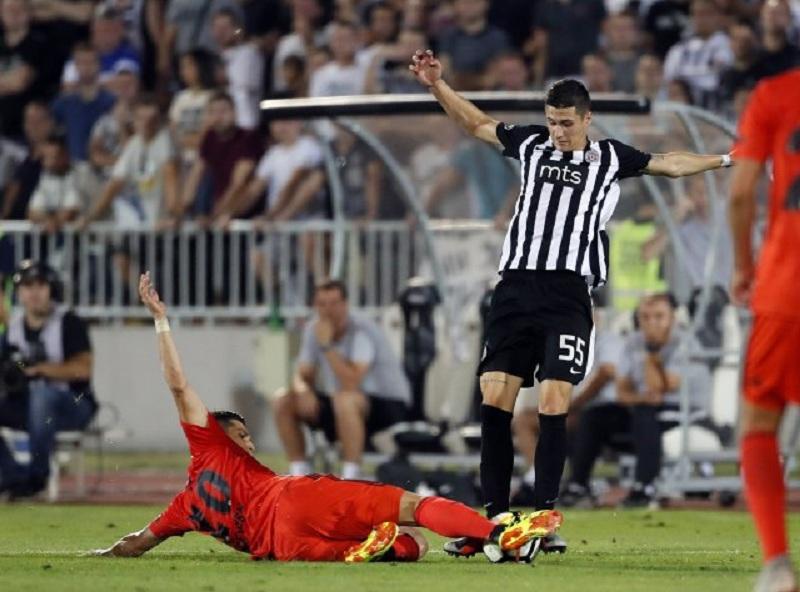Partizan se nadigravao sa Bešiktašem – u Istanbulu za Evropu