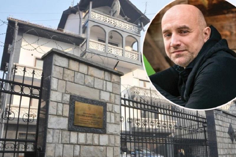 Ambasada Rusije traži razjašnjenje zbog zabrane ulaska Prilepina u BiH