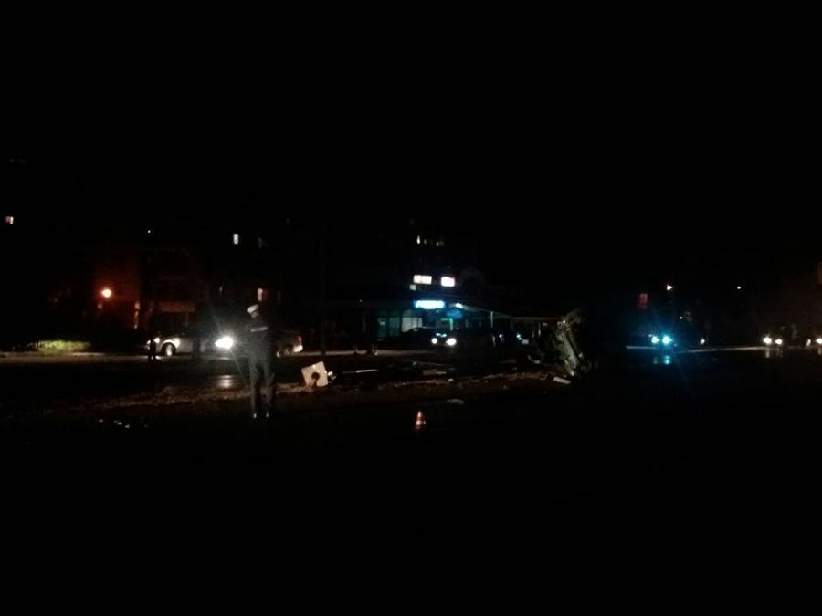 Saobraćajna nesreća u Banjaluci: Prevrnuo se automobil, povrijeđeno nekoliko osoba