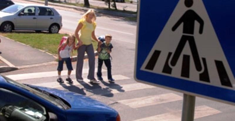 """MUP: Od sutra akcija """"Zaštitimo djecu u saobraćaju"""""""