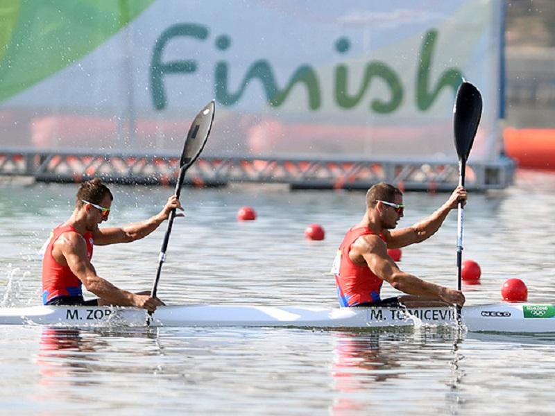Tomićević i Zorić osvojili svjetsku bronzu