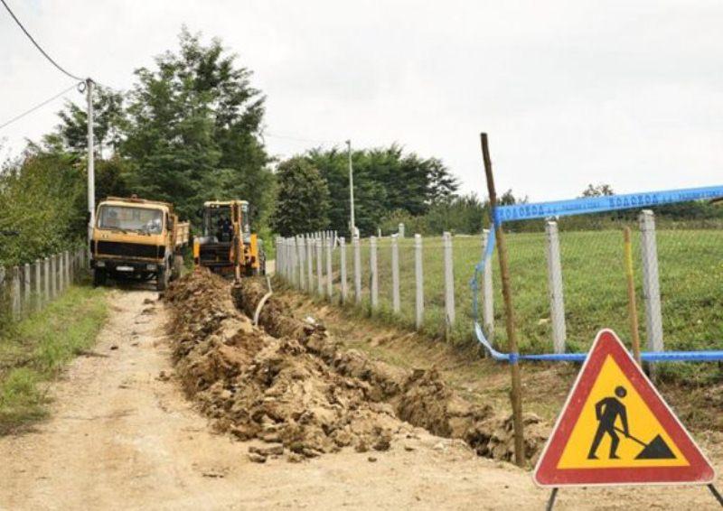 Novo gradilište: Još jedan vodovod za Rekavice i Donja Kola