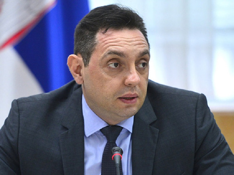 "Vulin: ""Velika Albanija"" bila bi prijetnja za Balkan"