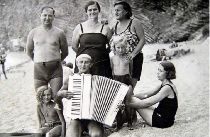 Kako su izgledali ljetnji dani u Budvi 30-tih godina (FOTO)
