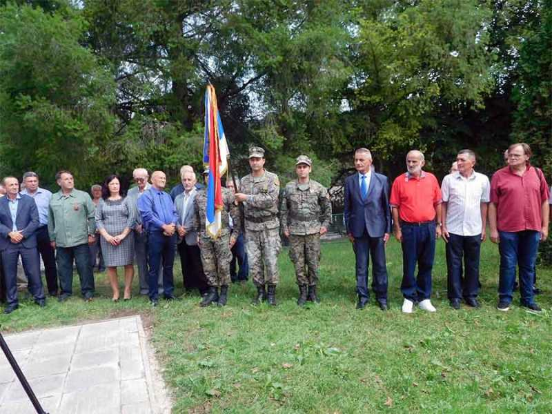 Obilježeno 27. godina od formiranja Druge krajiške brigade