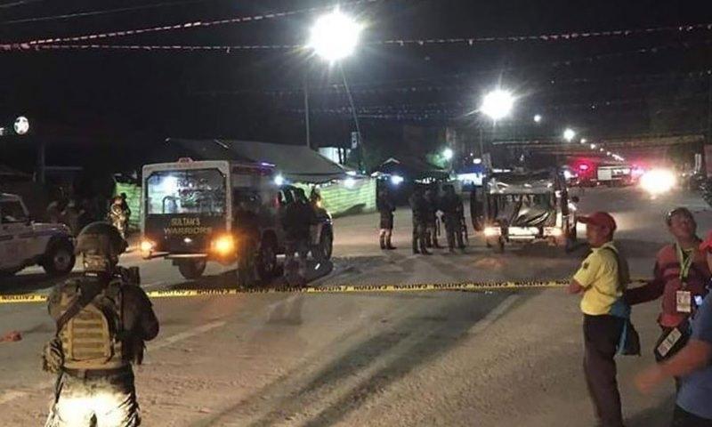 Filipini: U bombaškom napadu ranjeno 15 osoba