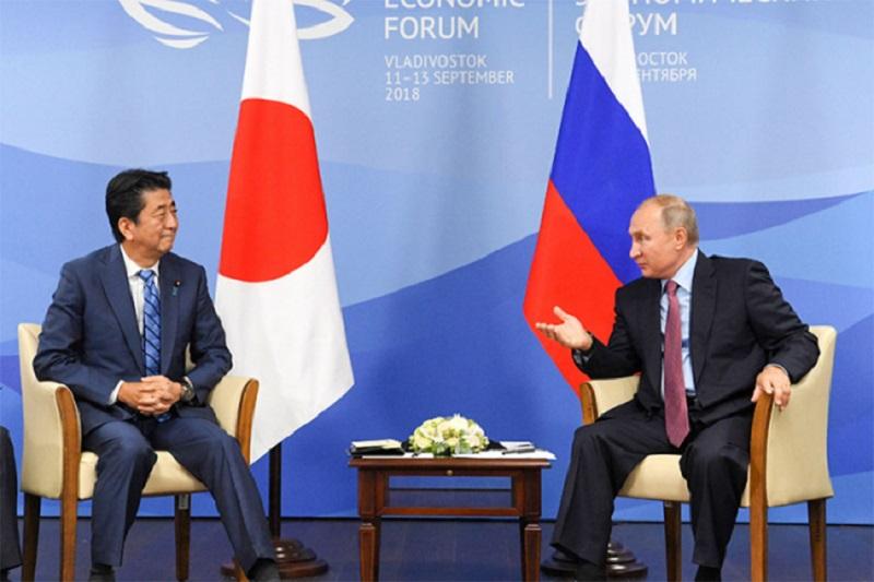 Rusija i Japan nakon 70 godina pregovora zaključuju mirovni sporazum