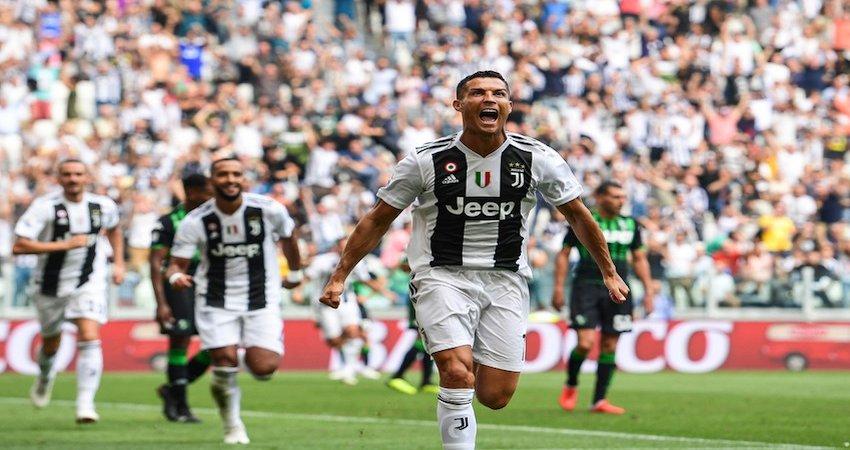 Ronaldo sa 2 gola riješio pobjedu Juventusa