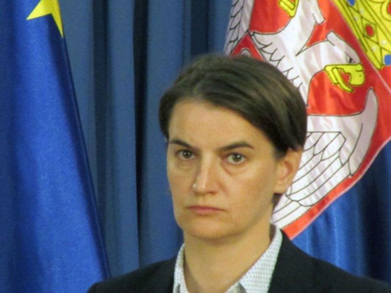 Brnabić: Albanci neozbiljni, nepredvidivi i ne poštuju dogovore