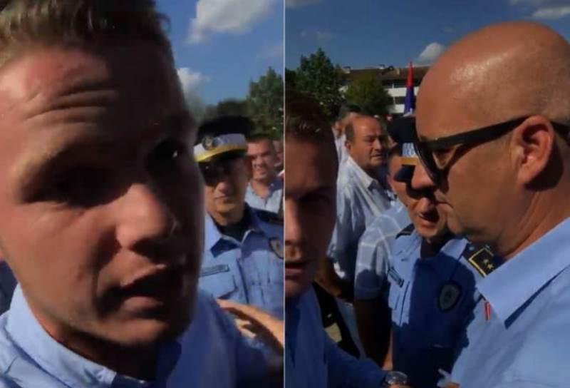 Saopštenje SzP povodom dešavanja u Čelincu