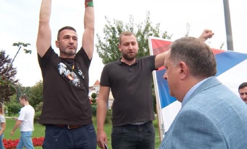 Razgovor Milorada Dodika i Davora Dragičevića (VIDEO)