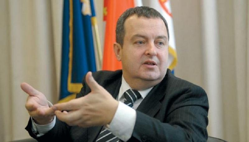 Dačić poručio Kitarović: Prvo vratite Srbe u Knin pa onda pričajte
