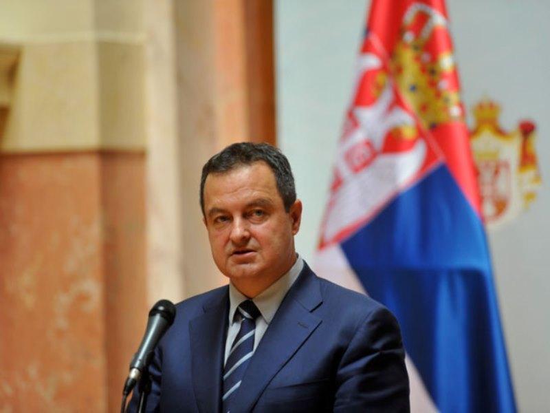 Dačić: Vučićeva posjeta diplomatska pobjeda Srbije