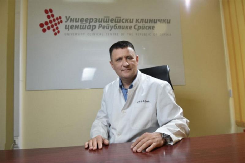 Đajić: Cilj najbolji klinički centar u regionu