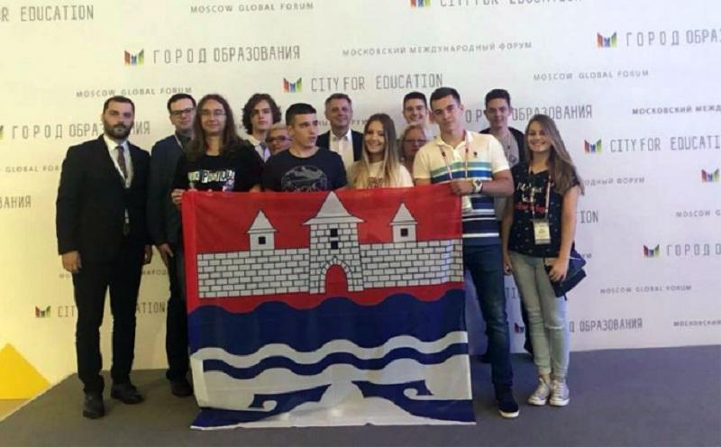 Banjalučki gimnazijalci na olimpijadi metropola u Moskvi