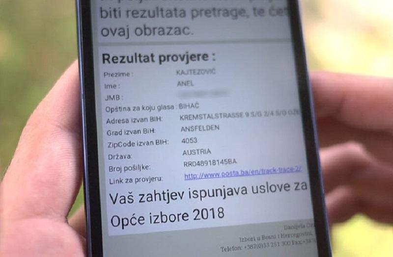 """Skandal na pomolu: Građani BiH ne znaju da su već """"glasali"""""""