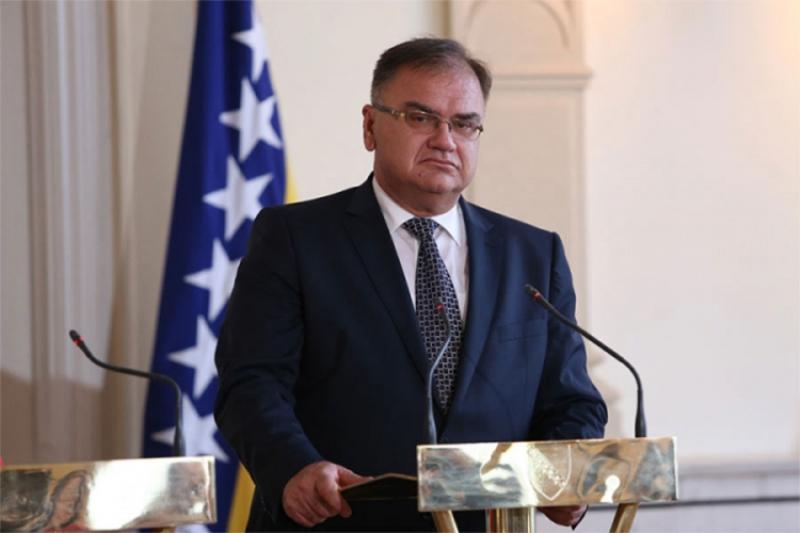 Ivanić: Najveća greška što političari iz Sarajeva ne žele razgovarati o granici sa Srbijom
