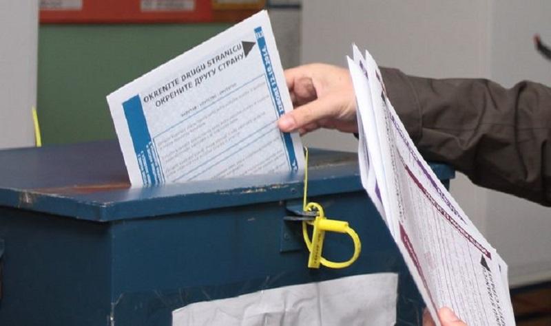 Provjerite gdje glasate na izborima